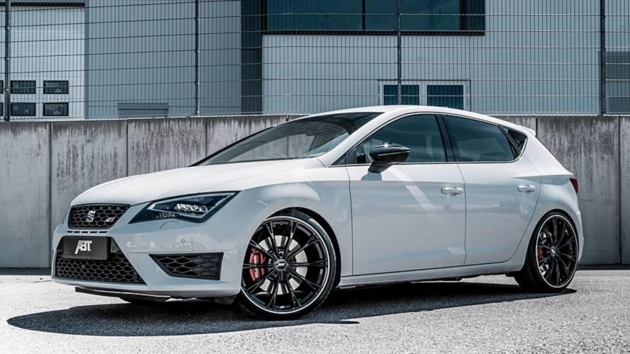 Az ABT kezelésbe vette a Seat Leon ST CUPRA 300 Carbon Editiont