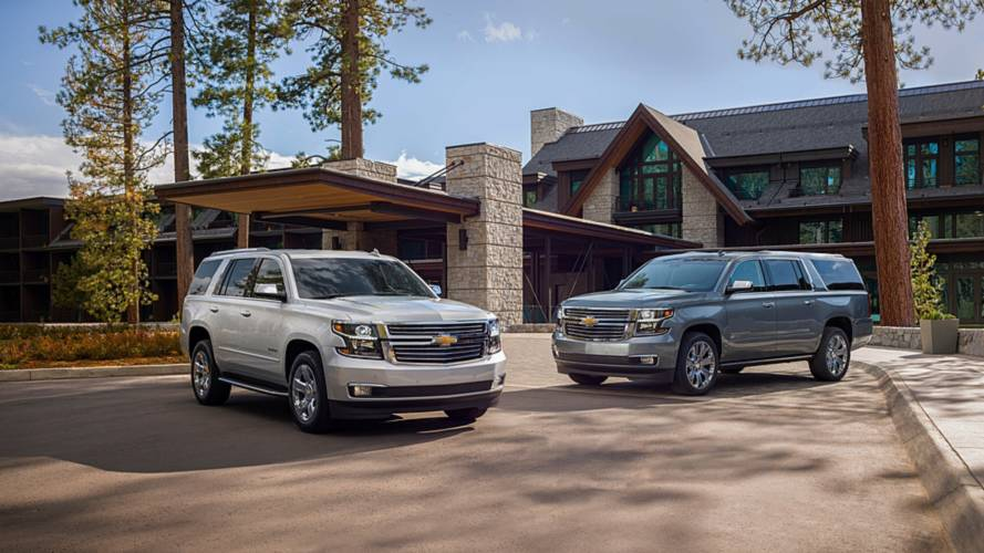 Chevrolet Tahoe, Suburban Get New Premier Plus Special Editions