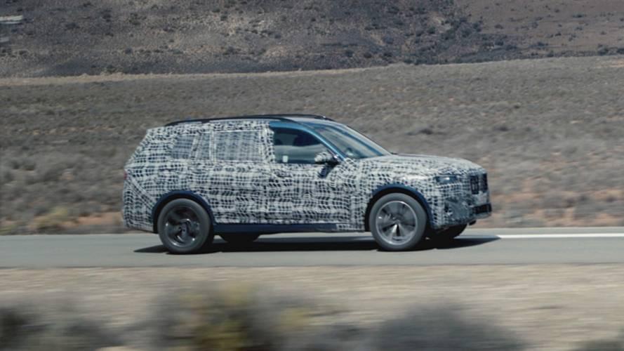 BMW mostra como testou o X7 desde a Suécia até a África do Sul