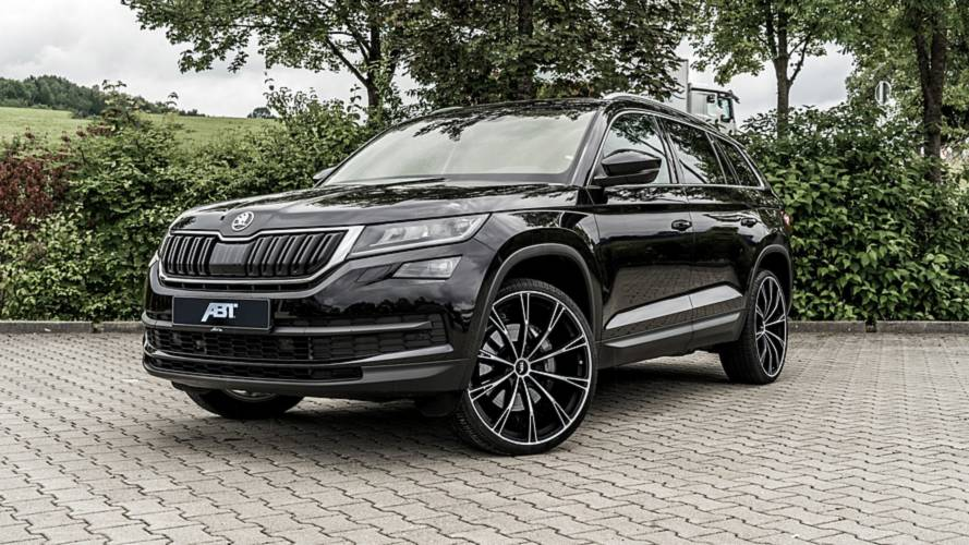ABT Creates The Perfect Alternative To The Diesel Skoda Kodiaq RS