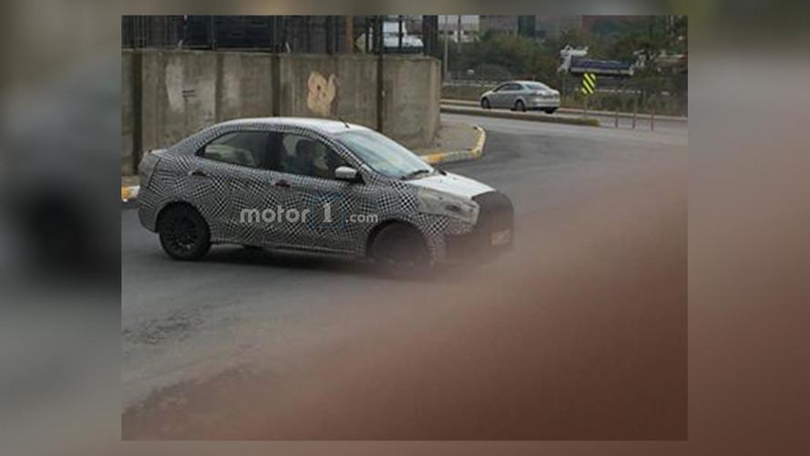 Motor1 takipçisi Ford Fiesta Sedan'ı mı yakaladı?