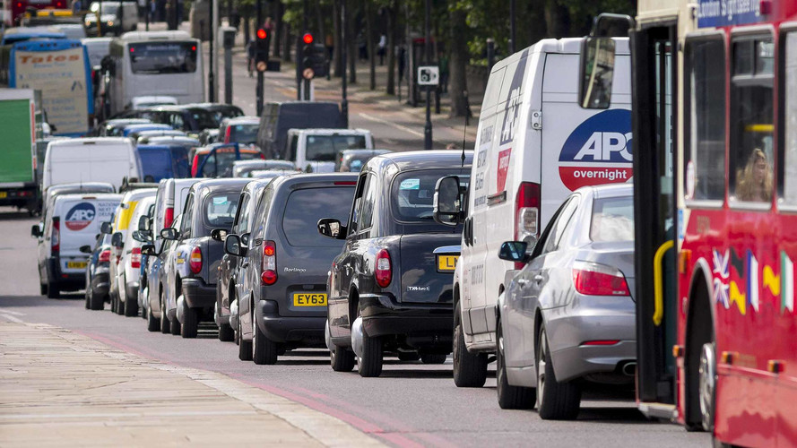 One in five British workers couldn't commute without a car