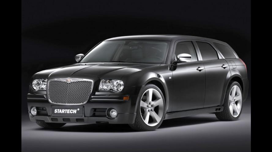 Startech tunt Chrysler 300C: Mehr Diesel-Feuer hinterm Grill