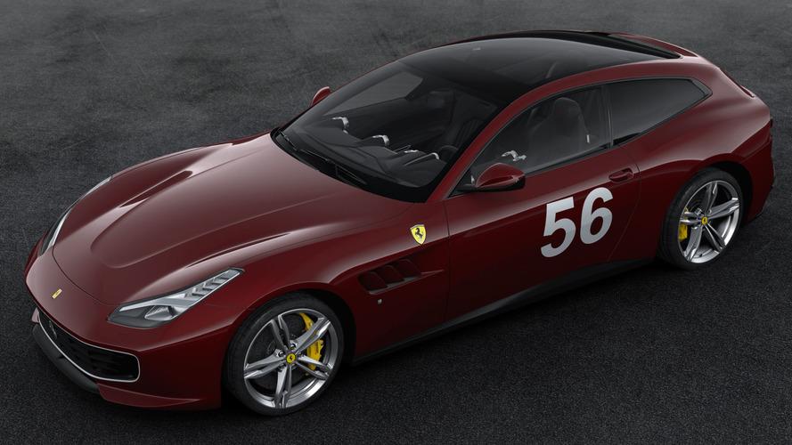 Les 70 livrées des 70 ans de Ferrari en photos - Partie 1