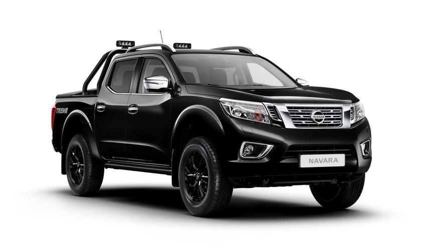 Le Nissan Navara s'offre une nouvelle édition limitée