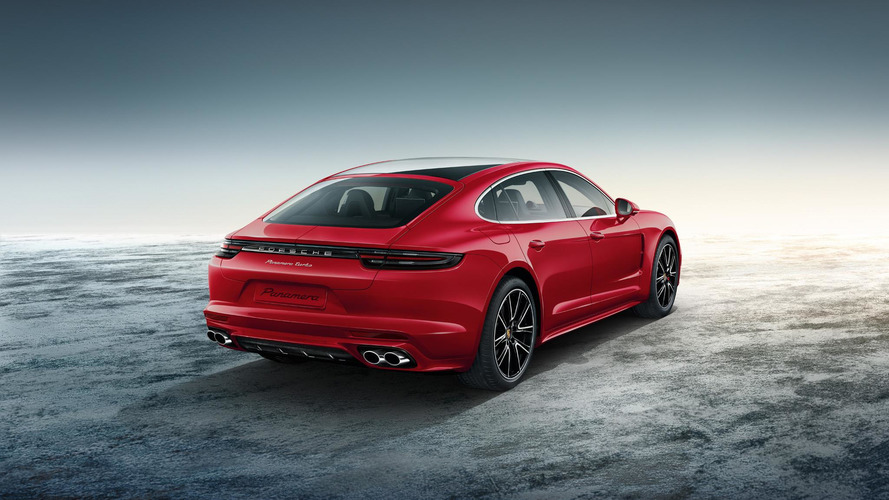 La Panamera Executive passe par la case Porsche Exclusive