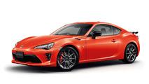 Toyota 86 Solar Orange Limited