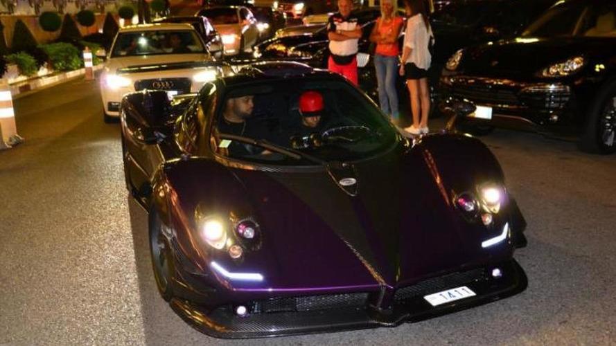 Lewis Hamilton Says His Pagani Zonda Is Terrible To Drive