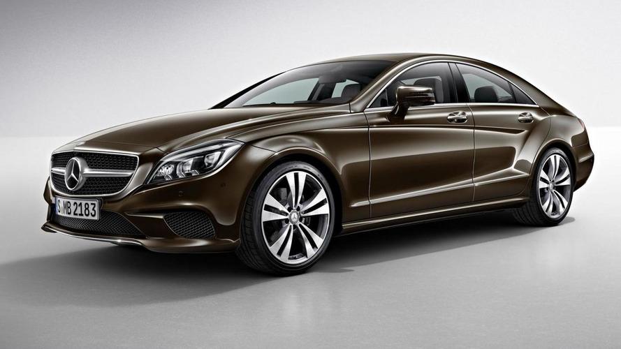 Mercedes-Benz CLS Class