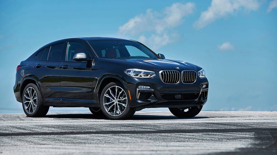 2019 BMW X4 First Drive