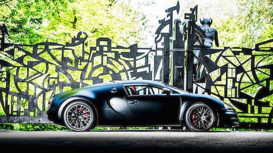Son Bugatti Veyron Super Sport açık artırma ile satılacak