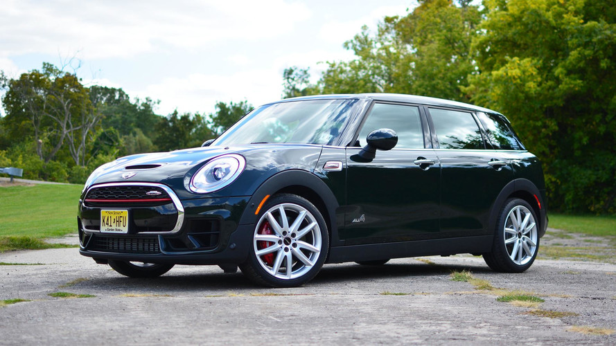 2017 Mini John Cooper Works Clubman Review: The Premium Hot Wagon