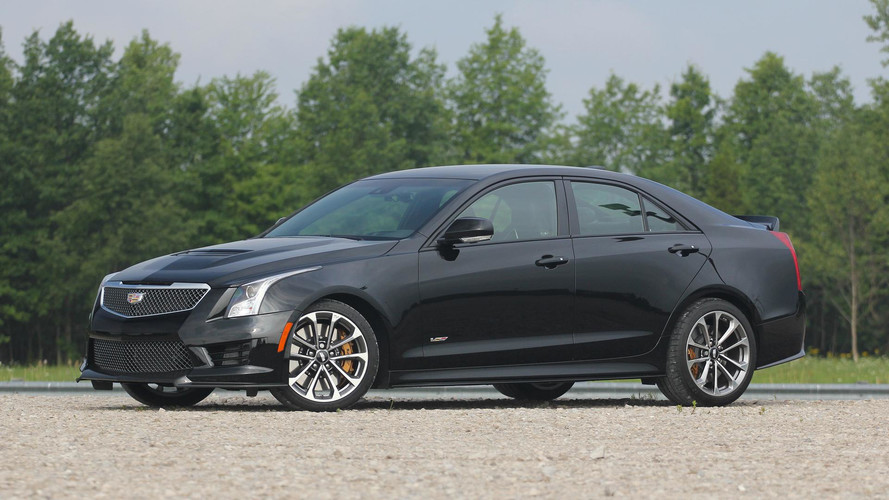 More Proof The Cadillac ATS Sedan Could Be Getting The Axe
