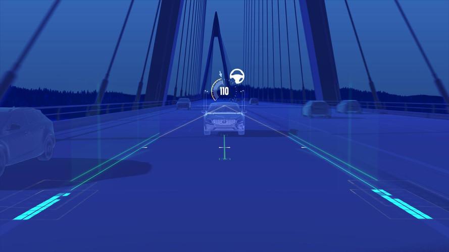 2018 Volvo XC40 Güvenlik ve Teknoloji teaser'ı