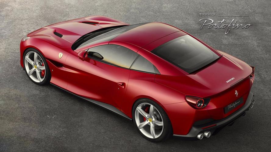 Aux origines du nom Portofino choisi par Ferrari