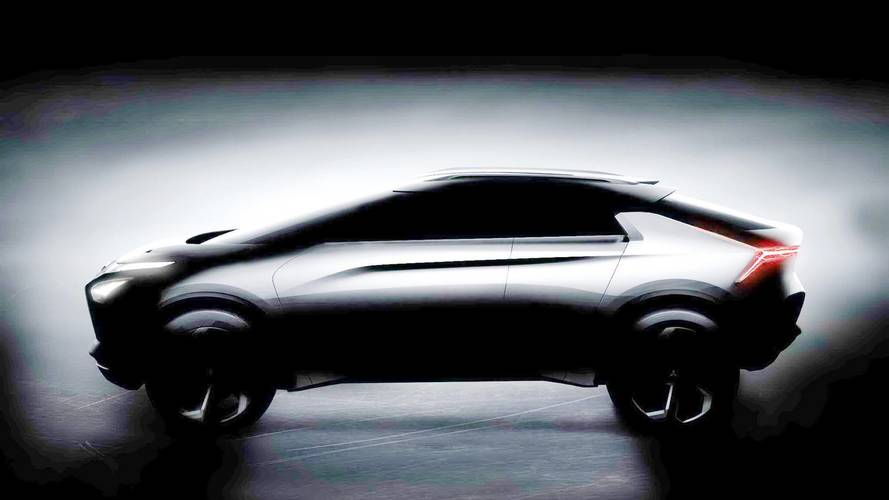 Mitsubishi e-Evolution Back From The Future In Revealing Teasers