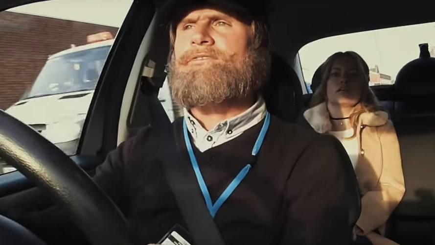 Coulthard's Aviva advert banned for being dangerous