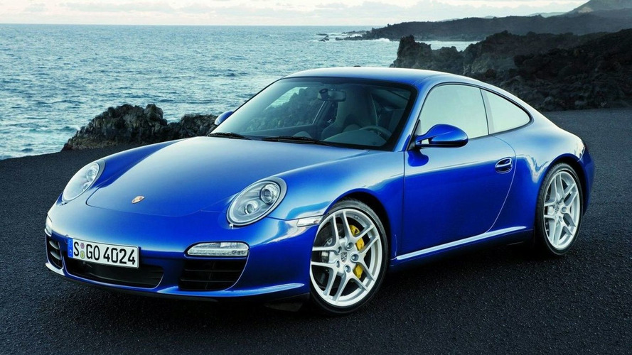 2009 Porsche 911 Facelift Revealed