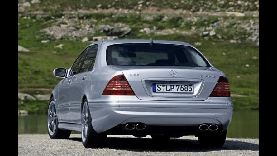 Mercedes CL65 e S65 AMG
