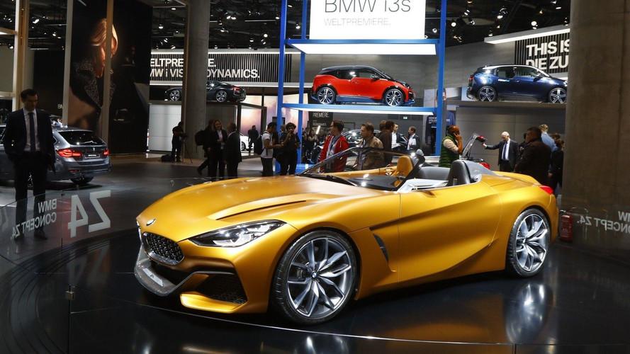 BMW, Z4 ile Supra'nın