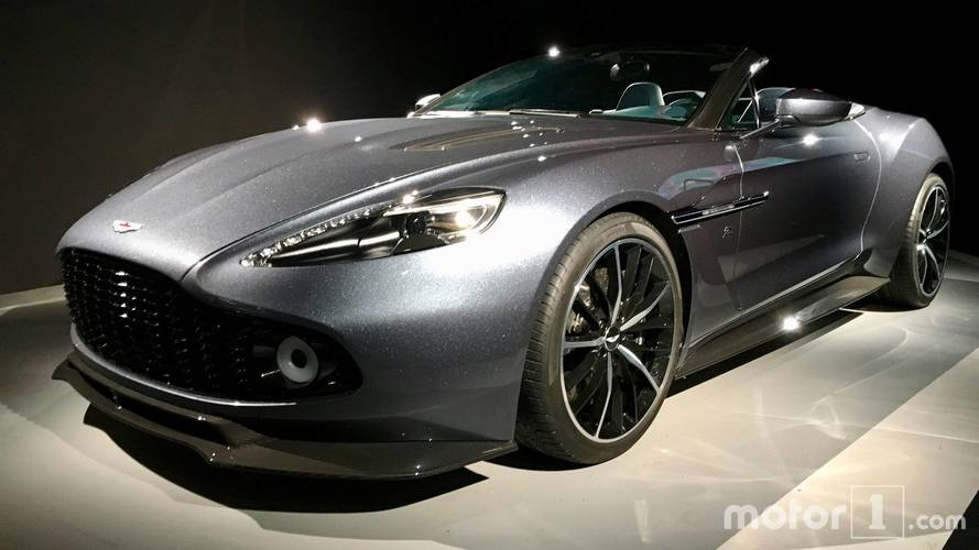Aston Martin Frankfurt Motorshow 2017