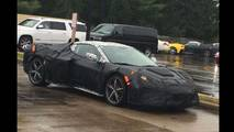 2019 Chevrolet Corvette Spy Photo