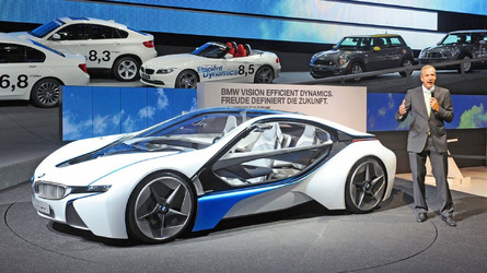 bmw vision efficientdynamics concept News and Opinion | Motor1.com