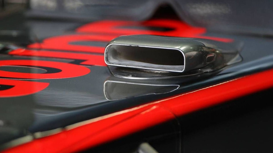 McLaren 'F-duct' working well at fast Sepang