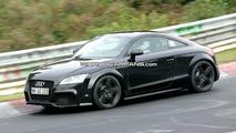 Spy Shot of the Audi TT RS