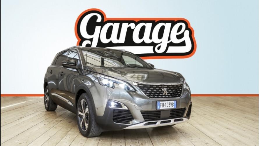 Peugeot 5008, il SUV confortevole con tanto spazio [SUV]
