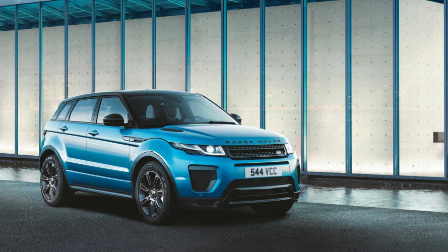 Range Rover Evoque Landmark, l'edizione del record