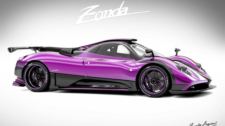 Pagani will end Zonda production with 764 Passione - report