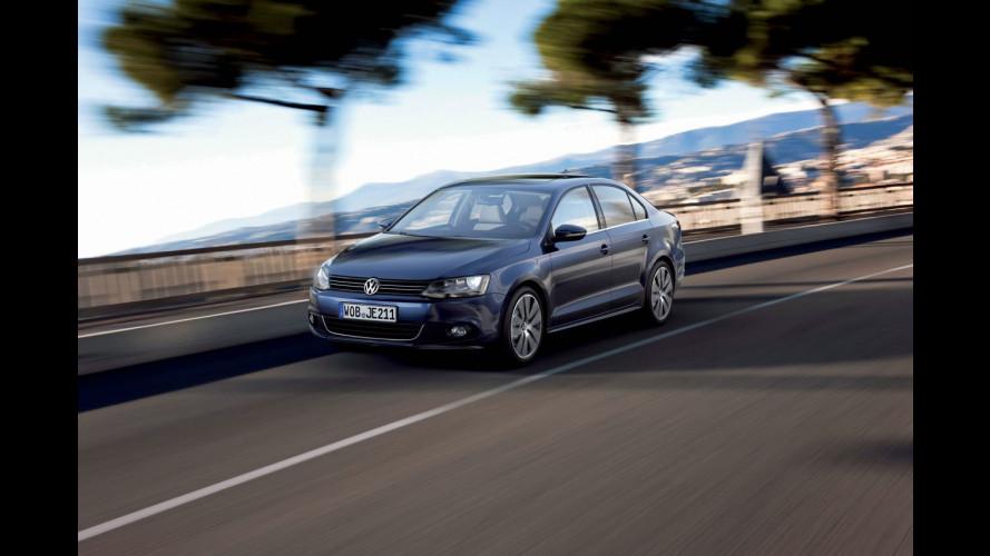 Nuova Volkswagen Jetta: i prezzi
