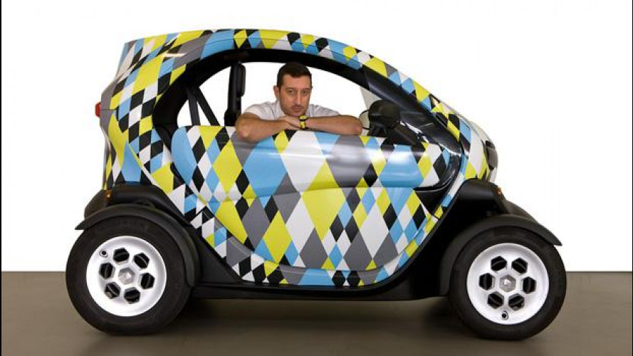La Renault Twizy rende omaggio a Pablo Picasso