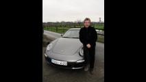 Una prova dimostra l'efficienza della nuova 911 Carrera