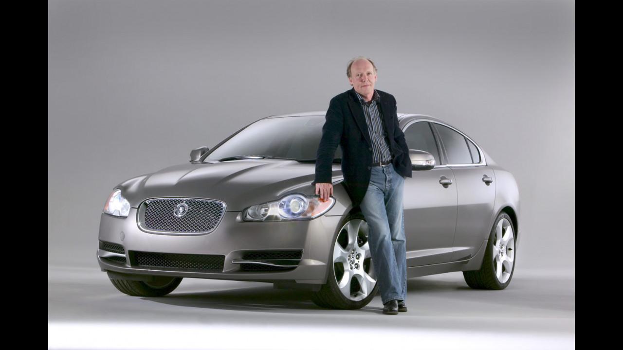 Jaguar C-XF e  XF premiate per il loro design