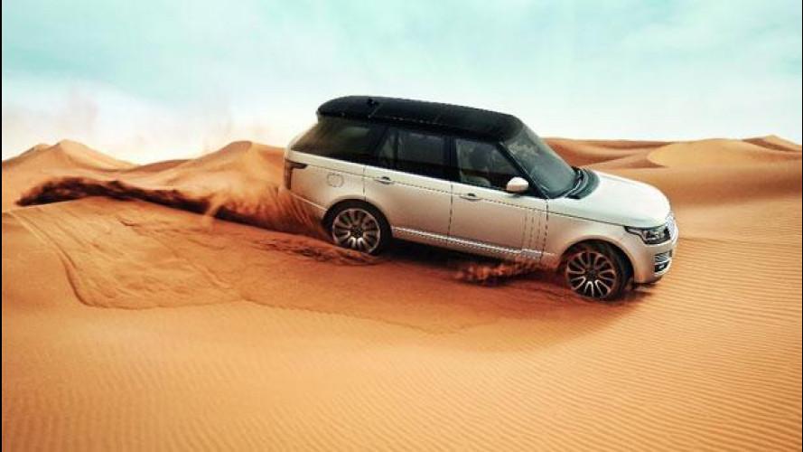 Nuova Range Rover, il video