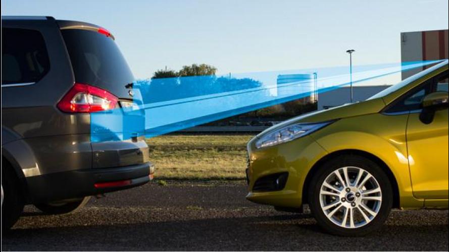 La nuova Ford Fiesta più sicura con l'