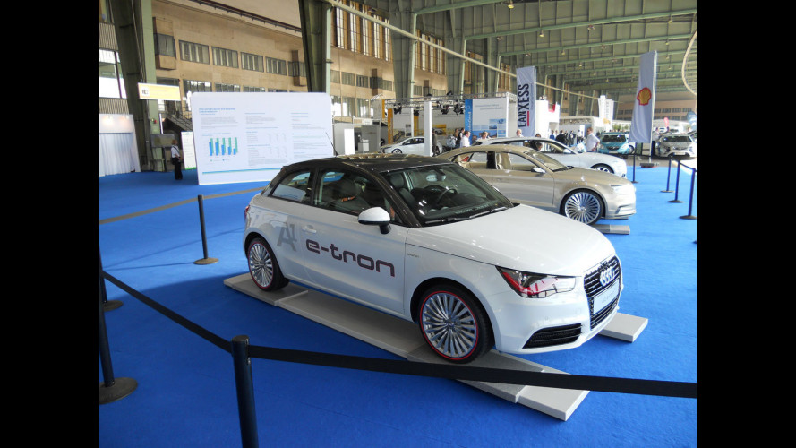 Le auto del Michelin Challenge Bibendum 2011