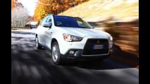 Mitsubishi ASX 1.8 DI-D 2WD - TEST