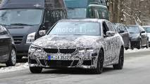 BMW Série 3 2019 Photos espion