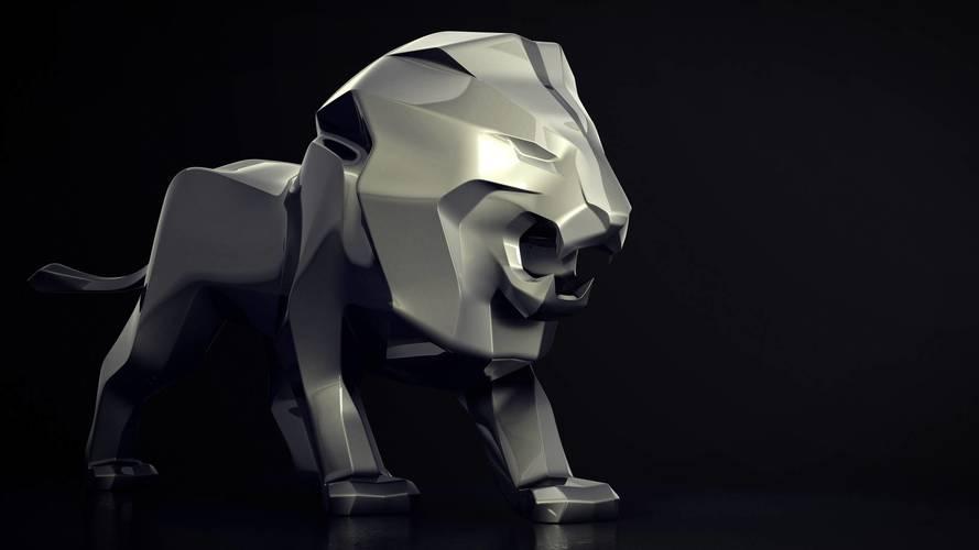 Giant Peugeot Lion Sculpture Is The Brand's New Ambassador