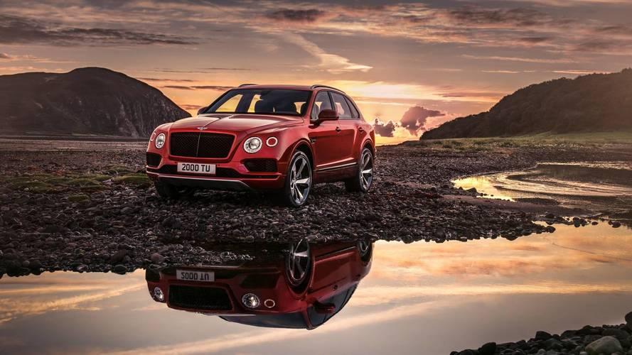 Bentley Bentayga - Le V8 essence arrive au catalogue