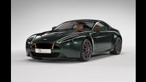 Aston Martin V12 Vantage S Spitfire 80, il caccia stradale
