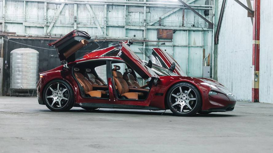 Fisker EMotion Pricing Insanely High At Up To $190,000