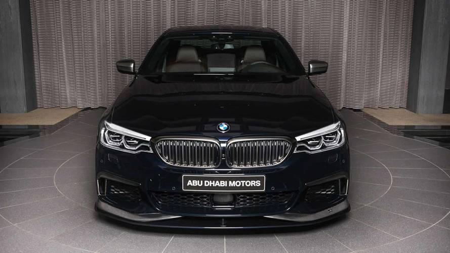 BMW M550i de AC Schnitzer