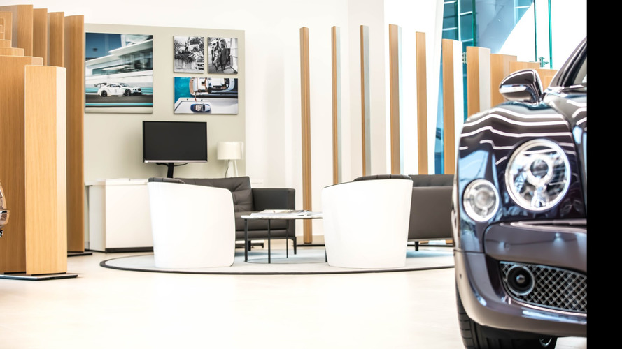 Bentley - Sa plus belle vitrine est désormais à Dubaï