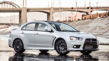 Mitsubishi Lancer Evolution Final Edition Number 1600 Auction