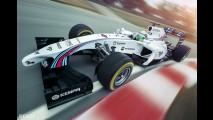 Williams FW36 Martini
