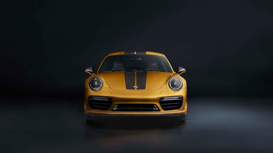Porsche 911 Turbo S Exclusive Series: gusto por el detalle